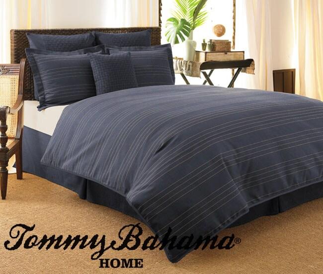 Tommy Bahama Indigo Signature Bedskirt