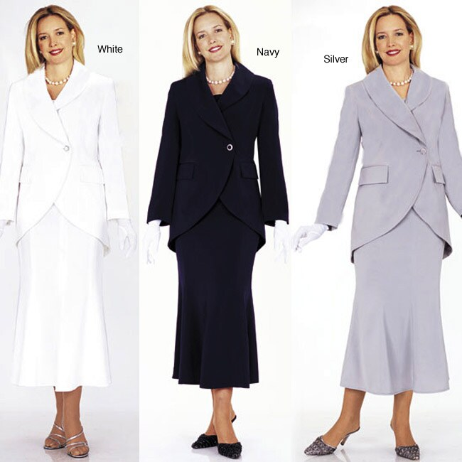Shop Gmi Women S Plus Size Dress Suit Free Shipping Today