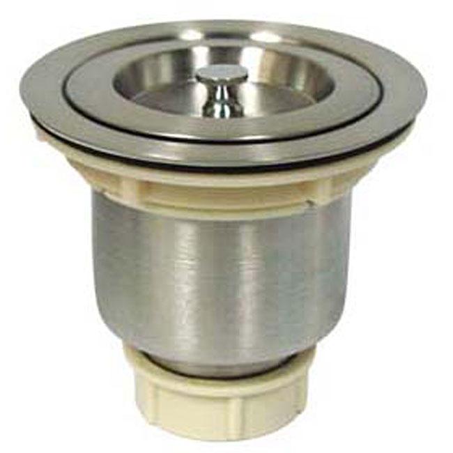 Ticor Stainless Steel Kitchen Sink Basket Strainer