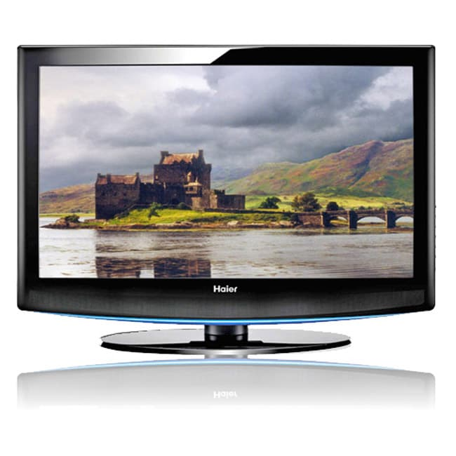 Haier HLC19R 19-inch LCD HDTV/ DVD Combo (Refurbished)