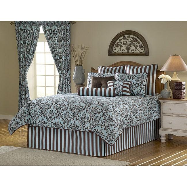 Heritage 9-piece Queen Comforter Set