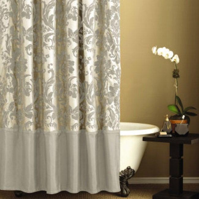 Nicole Miller Rosewood Shower Curtain - Nicole Miller Rosewood Shower Curtain - Free Shipping On Orders