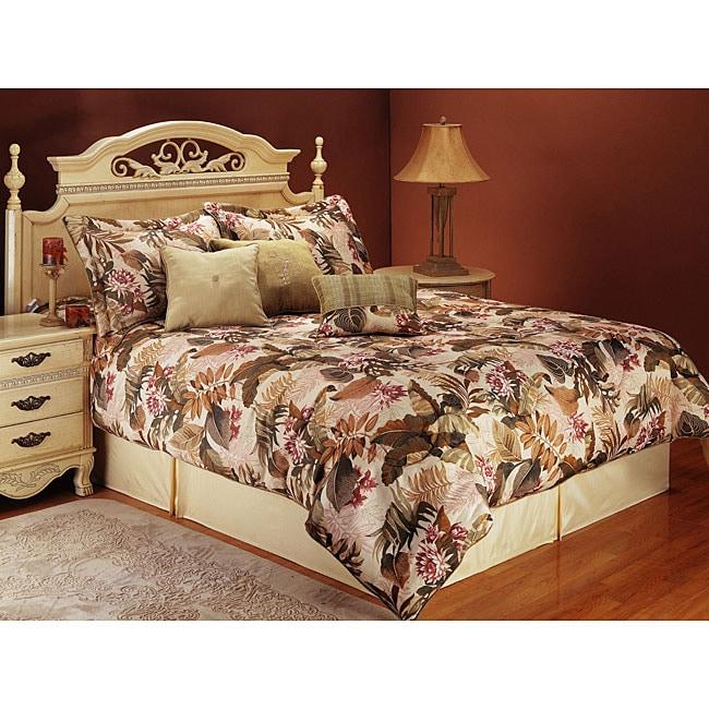 Penelope Rose 7-piece Luxury Comforter Set