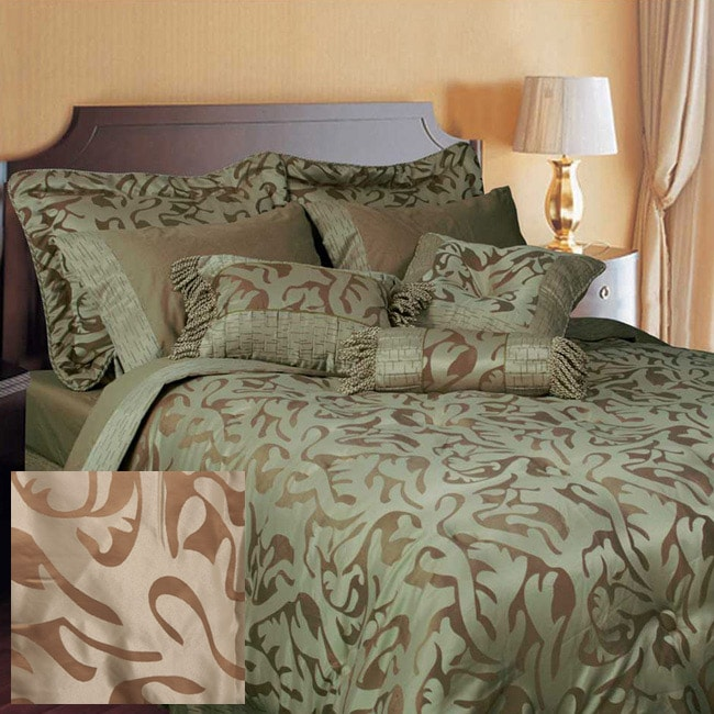 Newcastle 7-piece Oversized Luxury Comforter Set