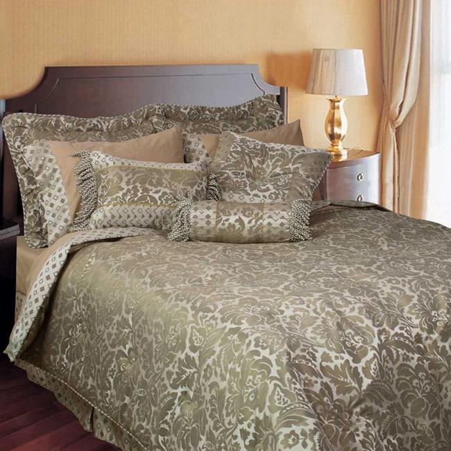 Madrid 7-piece Oversized Luxury Comforter Set