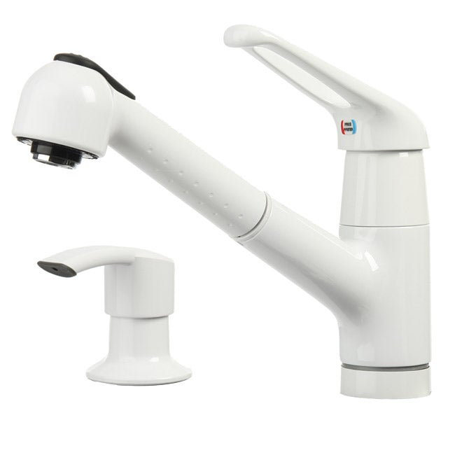 price pfister genesis pull out kitchen faucet free shipping today