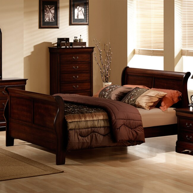 Madison Louis Philippe King-size Bed
