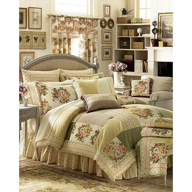 Croscill Catalina Luxury 4-piece Comforter Set