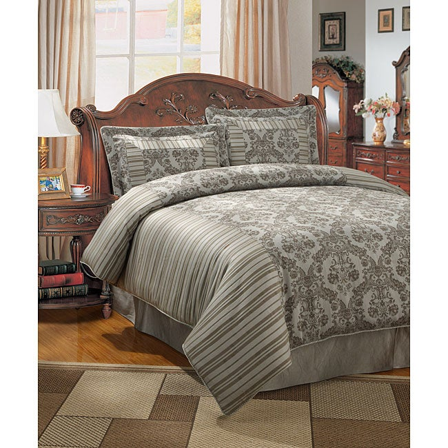 Ashcroft 3-piece Comforter Cover