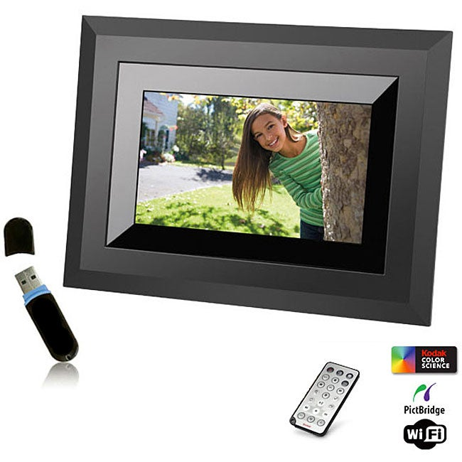 kodak ex811 8 inch digital photo frame