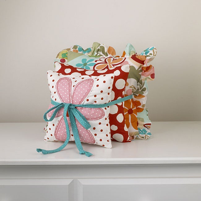 Cotton Tale Lizzie Pillow Pack (Set of 3). Opens flyout.