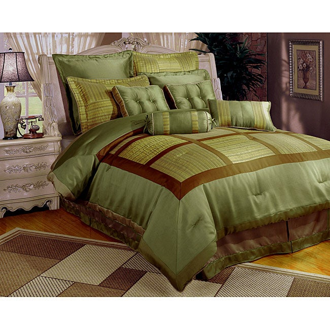 Evergreen 10-piece Comforter Set
