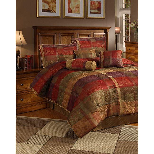 Global 7-piece Comforter Set