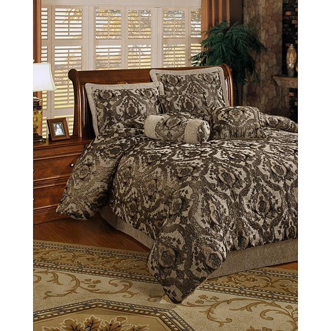 Ridgefield 7-piece Comforter Set