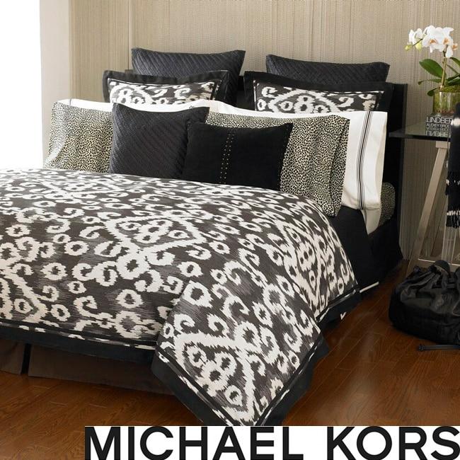 Shop Michael Kors Denpasar Comforter Free Shipping Today