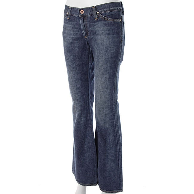 AG Jeans Women's Low-rise Flare Denim Jeans