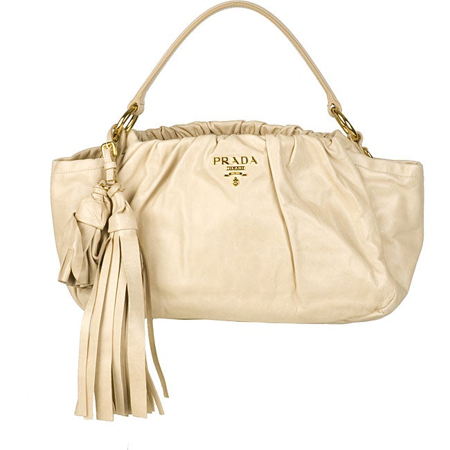 Prada 'Dressy New Look' Small Calfskin Handbag