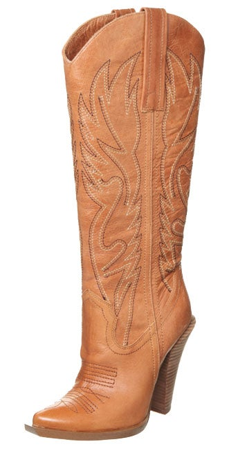 Jessica Simpson Cowgirl Boots - Cr Boot