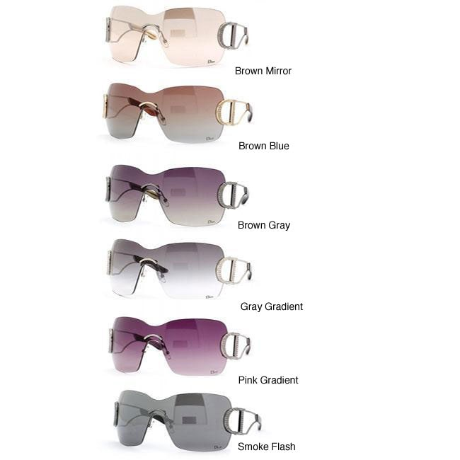 d131d1c857 Shop Christian Dior Diorly 1 Women s Rimless Sunglasses - Free Shipping  Today - Overstock - 3825708