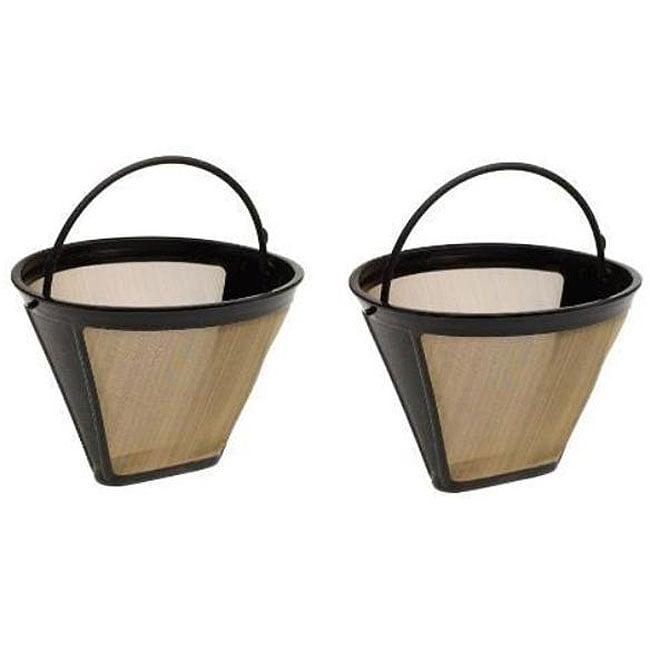 Cuisinart GTF Goldtone Cone Coffee Filters (Pack of 2)