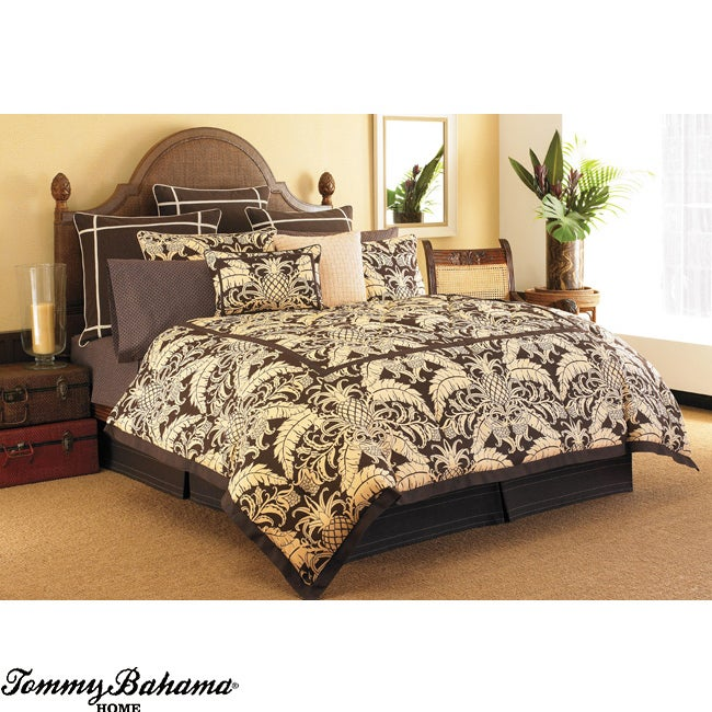 Tommy Bahama 'Cape Verde' 4-piece Comforter Set