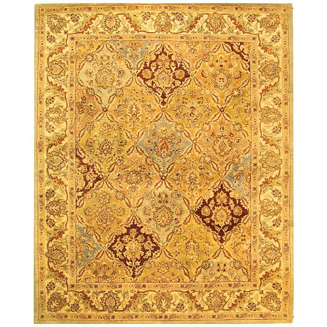 Safavieh Handmade Classic Treasures Wool Rug - 9'6 x 13'6