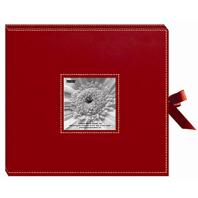 Pioneer Photo Albums 3-ring Binder 4x6 Photo Album (Red) ...