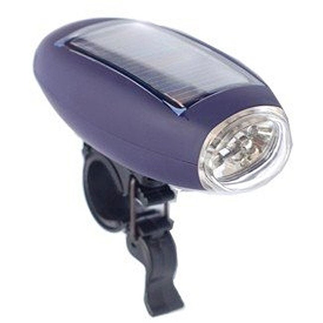 Multifunctional Solar-powered Bicycle Light