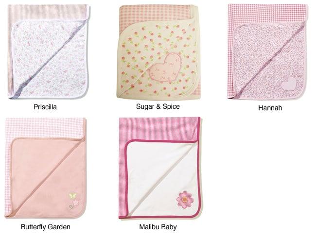 Baby Receiving Blankets (Set of 2)
