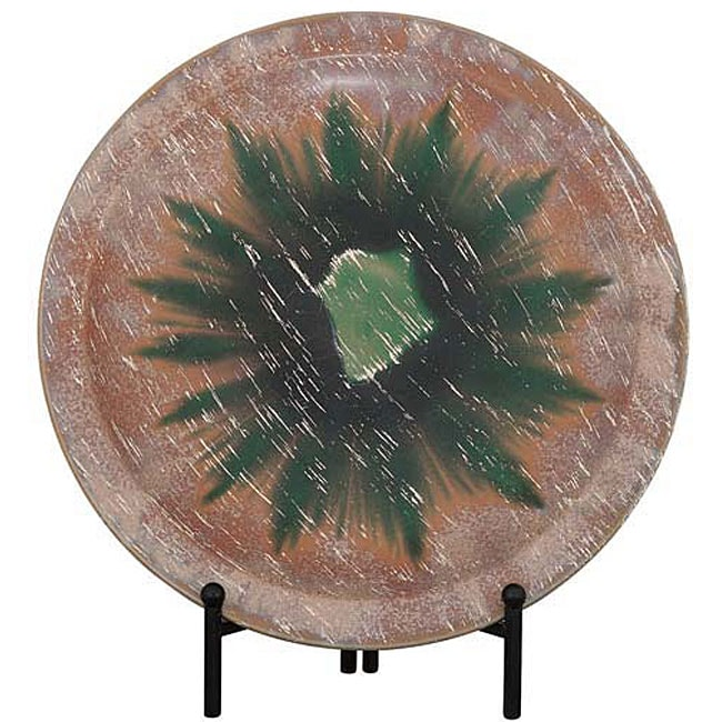 Verde Decorative Large Charger