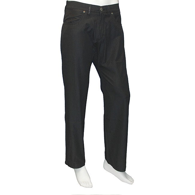 Travis Mathew Men's Black TMAG Golf Pants