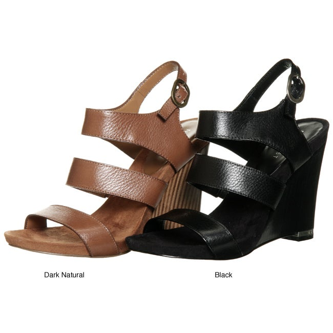 4702424e744 Shop Nine West Women s  Ripple  Wedge Sandals - Free Shipping Today -  Overstock - 3846951