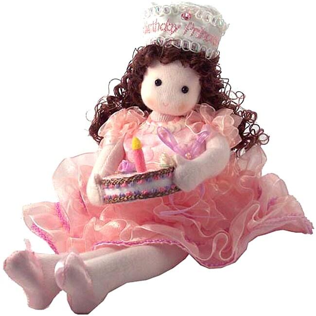 Birthday Princess Musical Doll