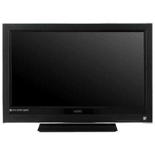 shop vizio vo32l 32 inch 720p lcd flat panel hdtv refurbished rh overstock com Vizio VO32L TV Stand For Vizio VO32L TV Stand For