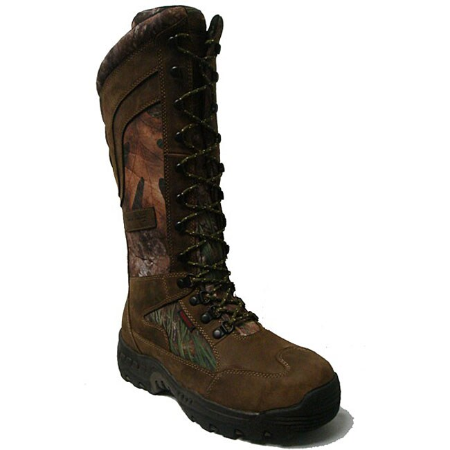Creative Snake Bite Proof Hunting Boots  Chippewa Boots