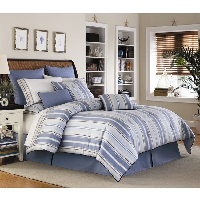 Avery Quilted 8-piece Bedding Ensemble