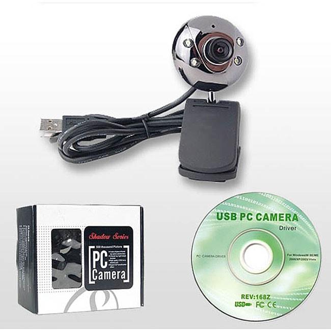 Shadow Series USB 1 3 Megapixel Webcam