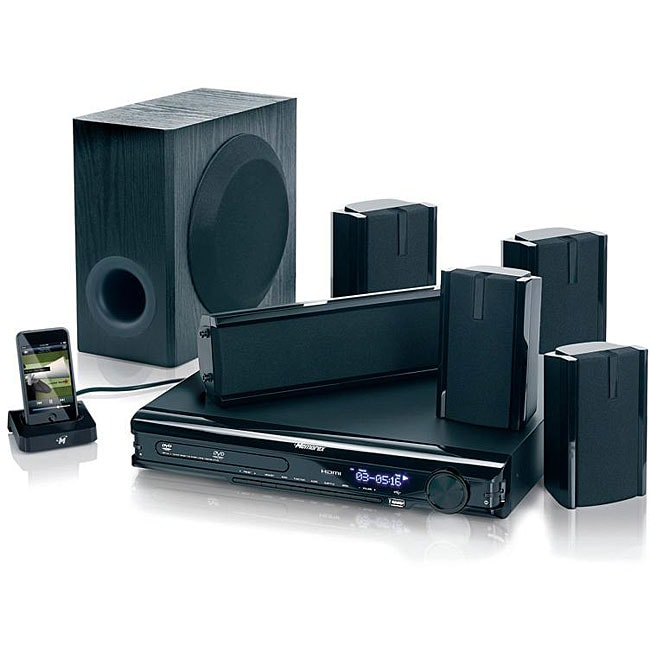 shop memorex miht5005 dvd home theater system for ipod free rh overstock com Home Theater Posters Yheater Manual