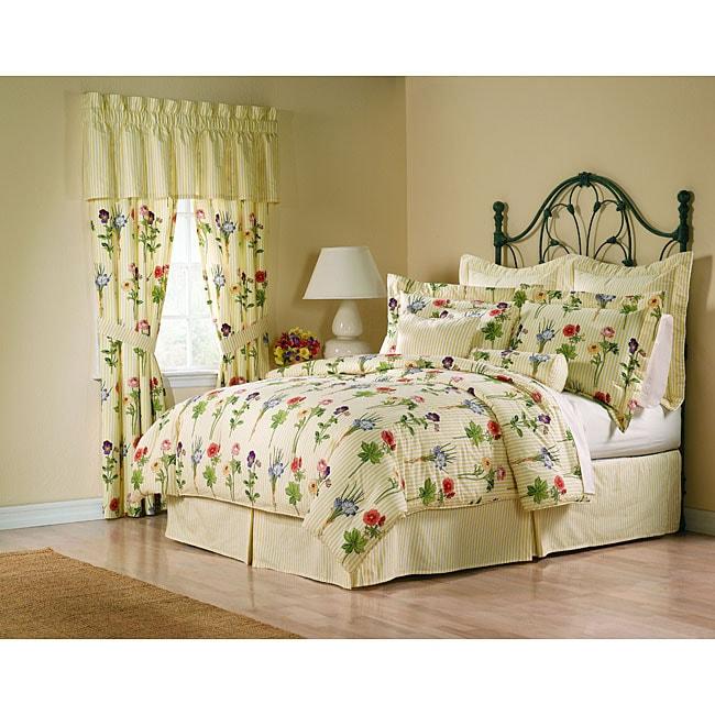 Westgate 4-piece Full-size Comforter Set