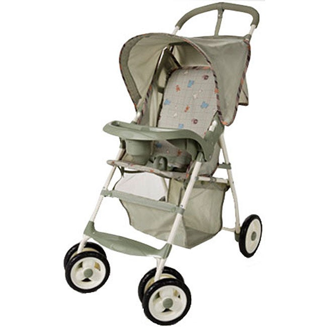Shop Cosco Fun Zone Juvenile Comfort Ride Plus Stroller