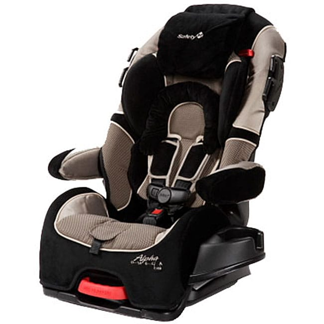 Safety 1st Alpha Omega Elite Convertible Car Seat Free