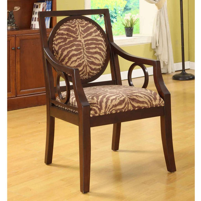 Shop Bengal Circle Accent Chair Free Shipping Today