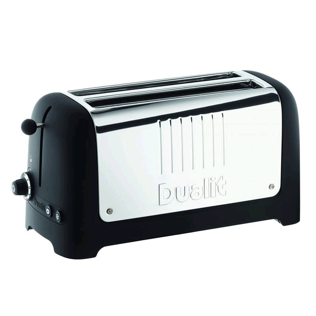 Dualit Four-Slice Toaster Black
