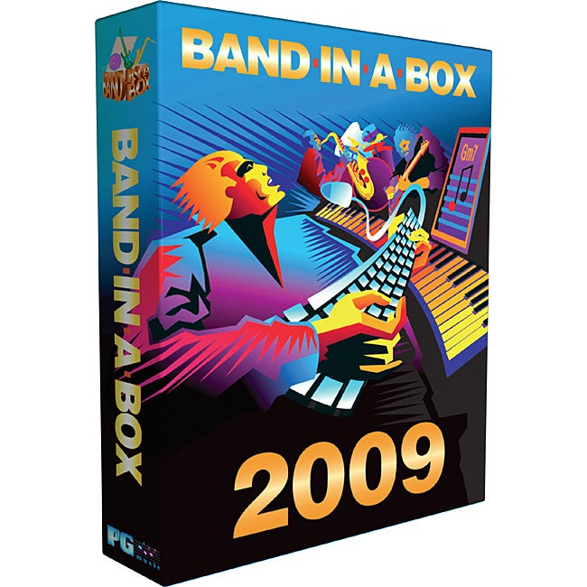 Shop Band In A Box 2009 Bluegrasspak Instructional Software Free