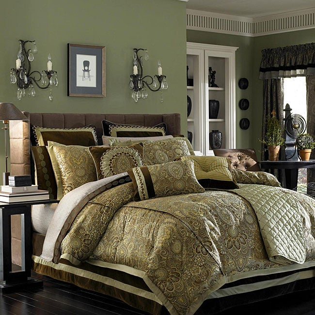 Croscill Ashwin King 4-piece Comforter Set