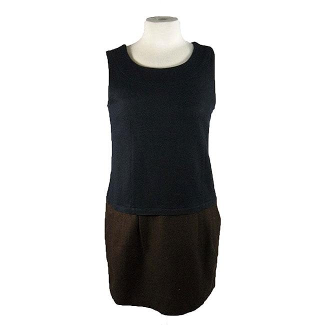 MK2K 2 Tone Dress