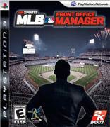 PS3 - MLB Front Office Manager (Pre-Played)
