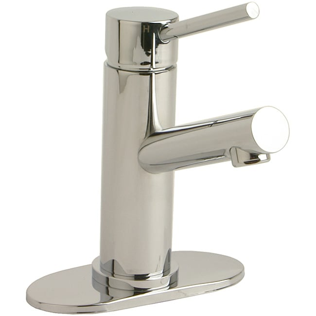 Giagni Single Control Polished Chrome Lavatory Faucet