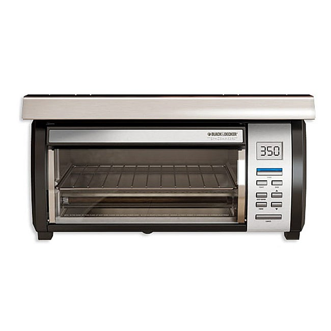 Countertop Oven Price : Black & Decker SpaceMaker Digital Toaster Oven - Free Shipping Today ...