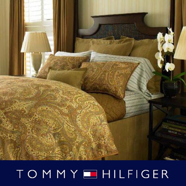 Tommy Hilfiger Royale Safari 4-piece Comforter Set